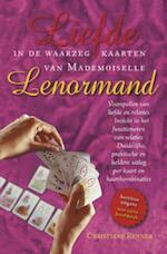 Liefde in de waarzegkaarten van Mademoiselle Lenormand + Relatie-indicator - Christiane Renner (ISBN 9789063788346)