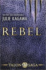 Rebel - Julie Kagawa (ISBN 9789402750263)