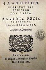 Psalterion Prophetou kai Basileos tou David - Unknown