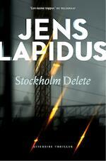Stockholm Delete - Jens Lapidus (ISBN 9789044974683)