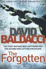 Forgotten - David Baldacci (ISBN 9780330520331)