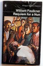 Requiem for a nun - William Faulkner (ISBN 9780140014358)