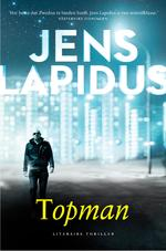 Topman - Jens Lapidus (ISBN 9789044976519)