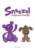Snoezel krijgt een hondje - Stefan Goedhart (ISBN 9789402166583)