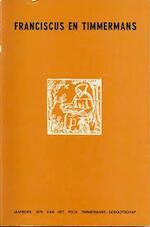 Franciscus en timmermans - Unknown (ISBN 9789026435331)