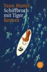 Schiffbruch mit Tiger - Yann Martel (ISBN 9783596156658)