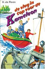De vlag in top voor de Kameleon - Hotze de Roos (ISBN 9789020642377)