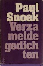Verzamelde gedichten - Snoek (ISBN 9789022308592)