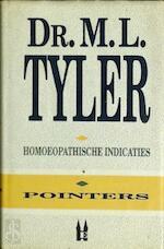 Homoeopathische indicaties - M.L. Tyler, Frans Vermeulen (ISBN 9789061209812)