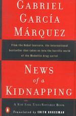 News of a Kidnapping - Gabriel Garcia Marquez (ISBN 9780140269444)