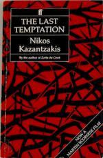 The Last Temptation - Nikos Kazantzakis (ISBN 9780571114344)