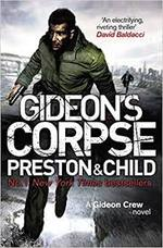 Gideons corpse - Preston, Child (ISBN 9781409133162)