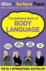 The Definitive Book of Body Language - Allan Pease, Barbara Pease (ISBN 9780752861180)