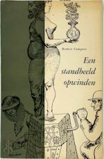 Een standbeeld opwinden - Remco Campert, [Omslag] Lucebert