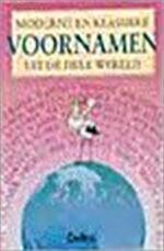 Moderne en klassieke voornamen uit de hele wereld - Son Tyberg (ISBN 9789024357109)