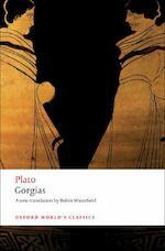 Gorgias - Plato (ISBN 9780199540327)