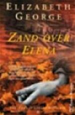 Zand over Elena - Elizabeth George (ISBN 9789044924848)