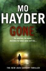 Gone - Mo Hayder (ISBN 9780553824339)