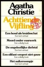 Achttiende vijfling - Agatha Christie, G.R. de Bruin (ISBN 9789021836218)