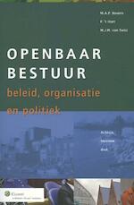 Openbaar Bestuur - M.A.P. Bovens, P. 't Hart, M.J.W. van Twist, Mark van Twist (ISBN 9789013100136)