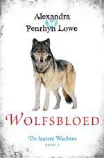 1. Wolfsbloed - Alexandra Penrhyn Lowe (ISBN 9789400502413)