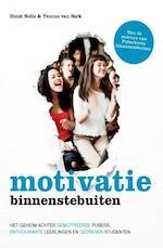 Motivatie binnenstebuiten - Huub Nelis, Yvonne van Sark (ISBN 9789021556383)
