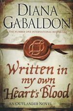 Written in My Own Heart's Blood - Diana Gabaldon (ISBN 9780752898506)