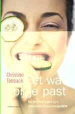 Eet wat bij je past - Christine Tobback (ISBN 9789460400070)
