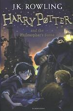 Harry Potter and the Philosopher's Stone - J K Rowling (ISBN 9781408855898)