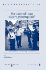 Van stadswacht naar nieuwe gemeentepolitie? - T. Eikenaar, B. van Stokkom (ISBN 9789035247703)