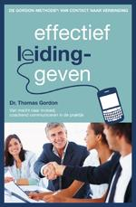 Effectief leidinggeven - Thomas Gordon (ISBN 9789021548579)