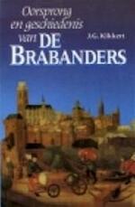 de Brabanders - J.G. Kikkert (ISBN 9789010031990)