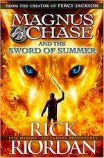 The Sword of Summer - Rick Riordan (ISBN 9780141342429)