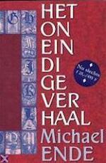 Het oneindige verhaal - Michael Ende, Roswitha Quadflieg, Johan van Nieuwenhuizen (ISBN 9789024537532)