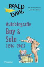Autobiografie - Boy en Solo (1916 - 1941) - Roald Dahl (ISBN 9789026139437)