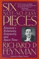Six Not-So-Easy Pieces - Richard Phillips Feynman (ISBN 9780465025268)