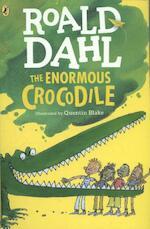 Enormous Crocodile - Roald Dahl (ISBN 9780141365510)