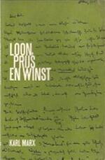 Loon, prijs en winst - Karl Marx (ISBN 9789061430032)