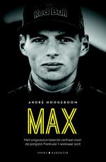 Max, de jongste formule 1-winnaar ooit - André Hoogeboom (ISBN 9789045211886)