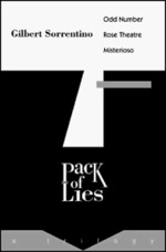 Pack of Lies - Gilbert Sorrentino (ISBN 9781564781543)