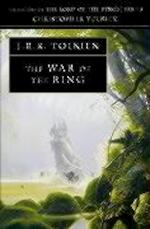 War of the Ring (the History of Middle-Earth, Book 8) - J R R Tolkien (ISBN 9780261102231)