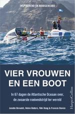 Vier vrouwen in een boot - Janette Benaddi, Helen Butters, Helene Butters, Niki Doeg, Frances Davies (ISBN 9789402727104)