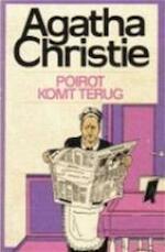 Poirot komt terug - Agatha Christie (ISBN 9789021828343)