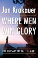 Where Men Win Glory - Jon Krakauer (ISBN 9780385522267)