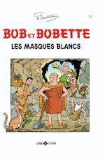 Les masques blancs - Willy Vandersteen (ISBN 9789002026294)