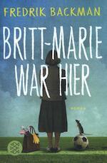 Britt-Marie war hier - Fredrik Backman (ISBN 9783596033317)