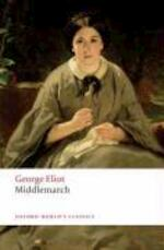 Middlemarch - George Eliot (ISBN 9780199536757)