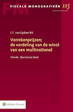 Verrekenprijzen - J.T. van Egdom (ISBN 9789013140217)