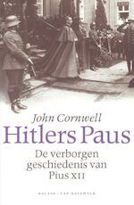 Hitlers paus - John Cornwell (ISBN 9789050184342)