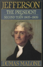 Jefferson the President - Dumas Malone (ISBN 9780316544641)